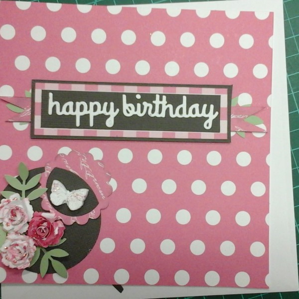 Priscilla - Scrapbook Studio - Cards Dots