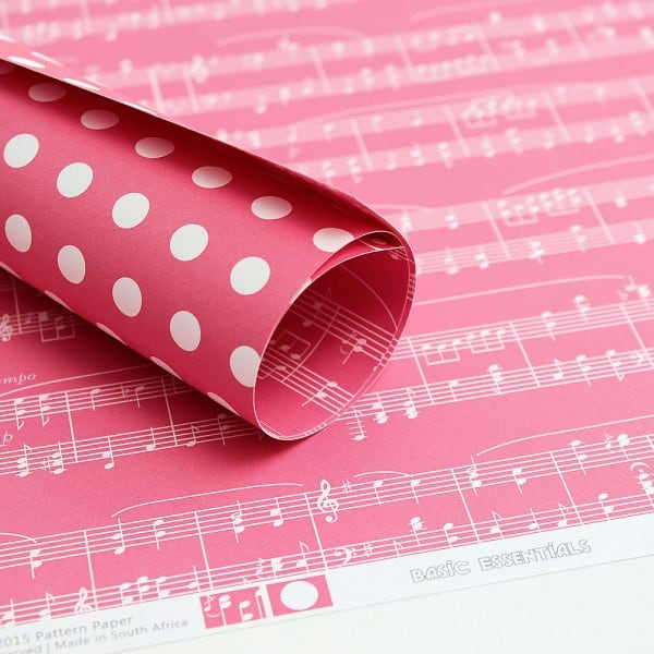 PP0007 - Basic Essentials - Sheet Music - Pink Mary