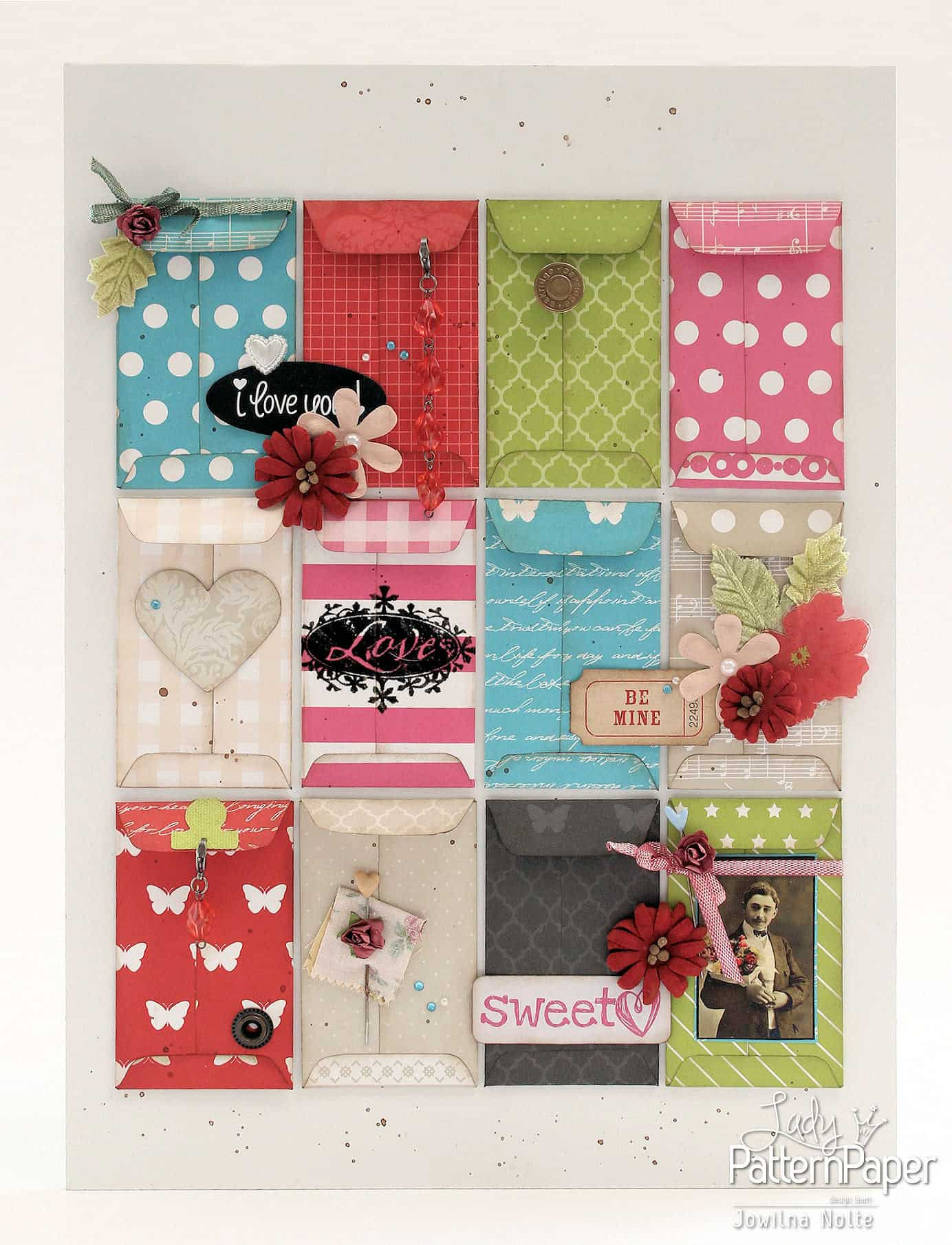 Jowilna's Envelope Sampler Board