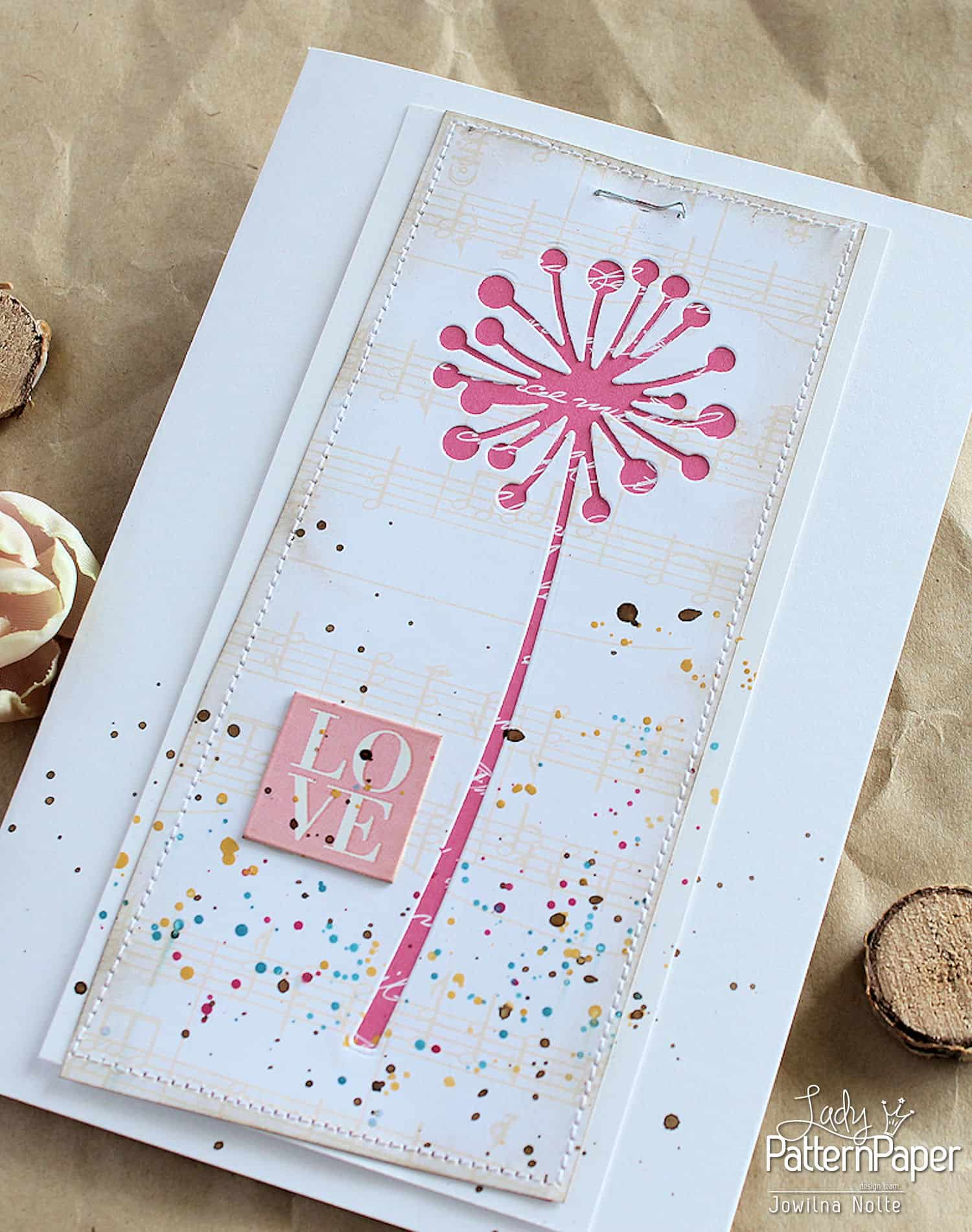 Paper Craft Fun Handmade Card