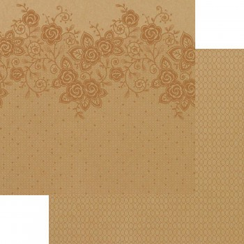 LPPK0002 - Lucy Lace - Metallic Copper