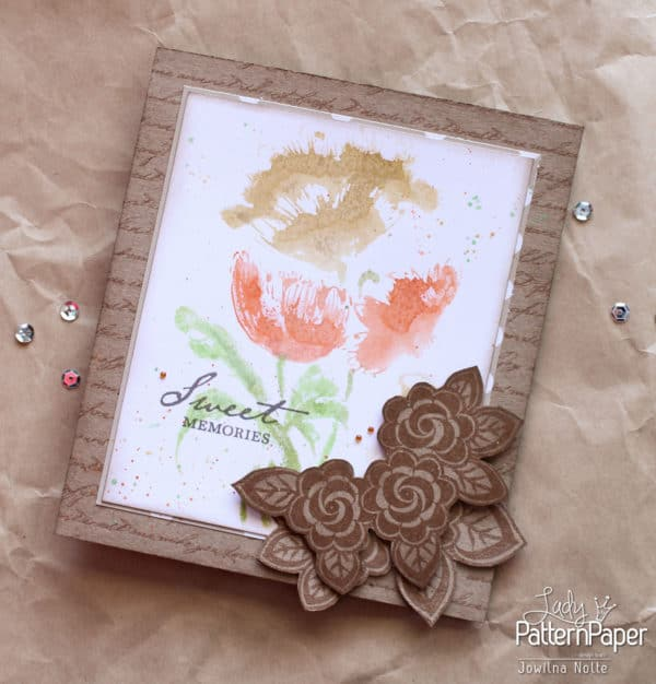 Mother's Day Card - Sweet Memories With Love