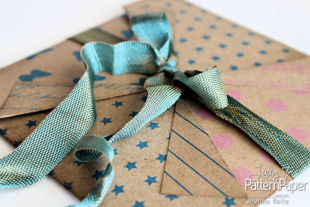 Pinwheel Envelope - Little Star