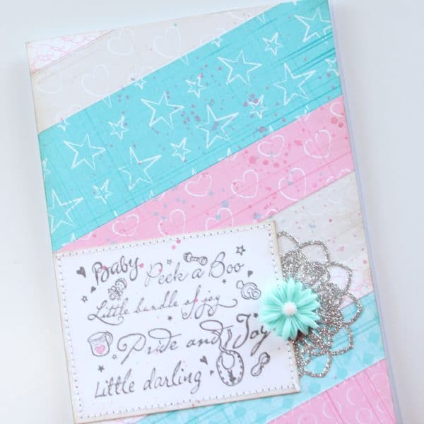 Baby Cards - Diagonal