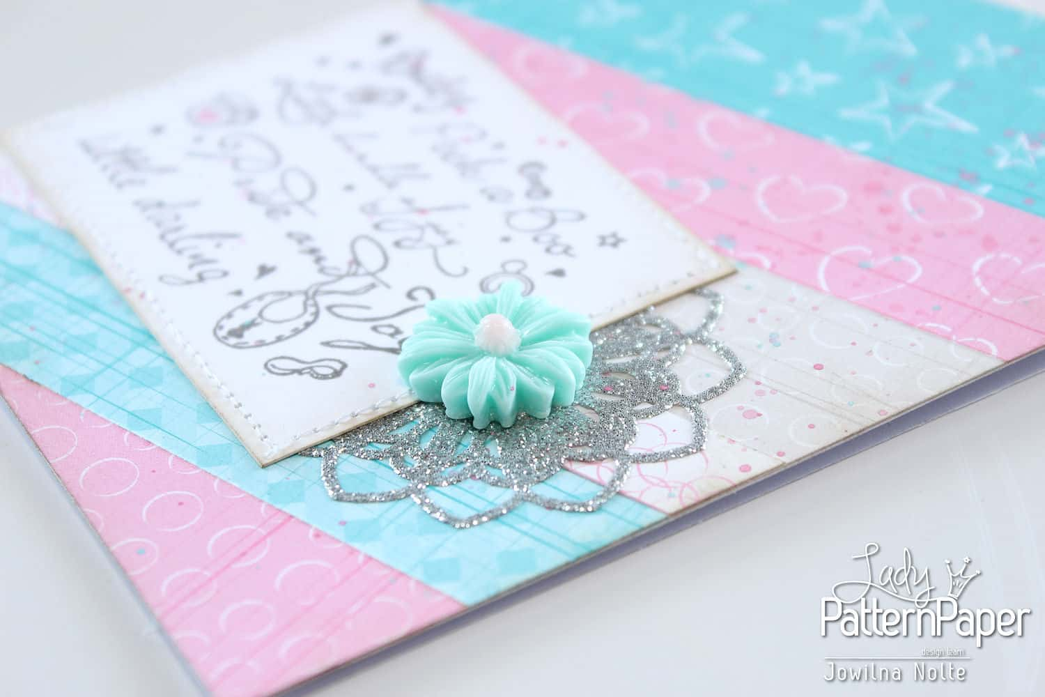 Baby Cards - Little Gingham