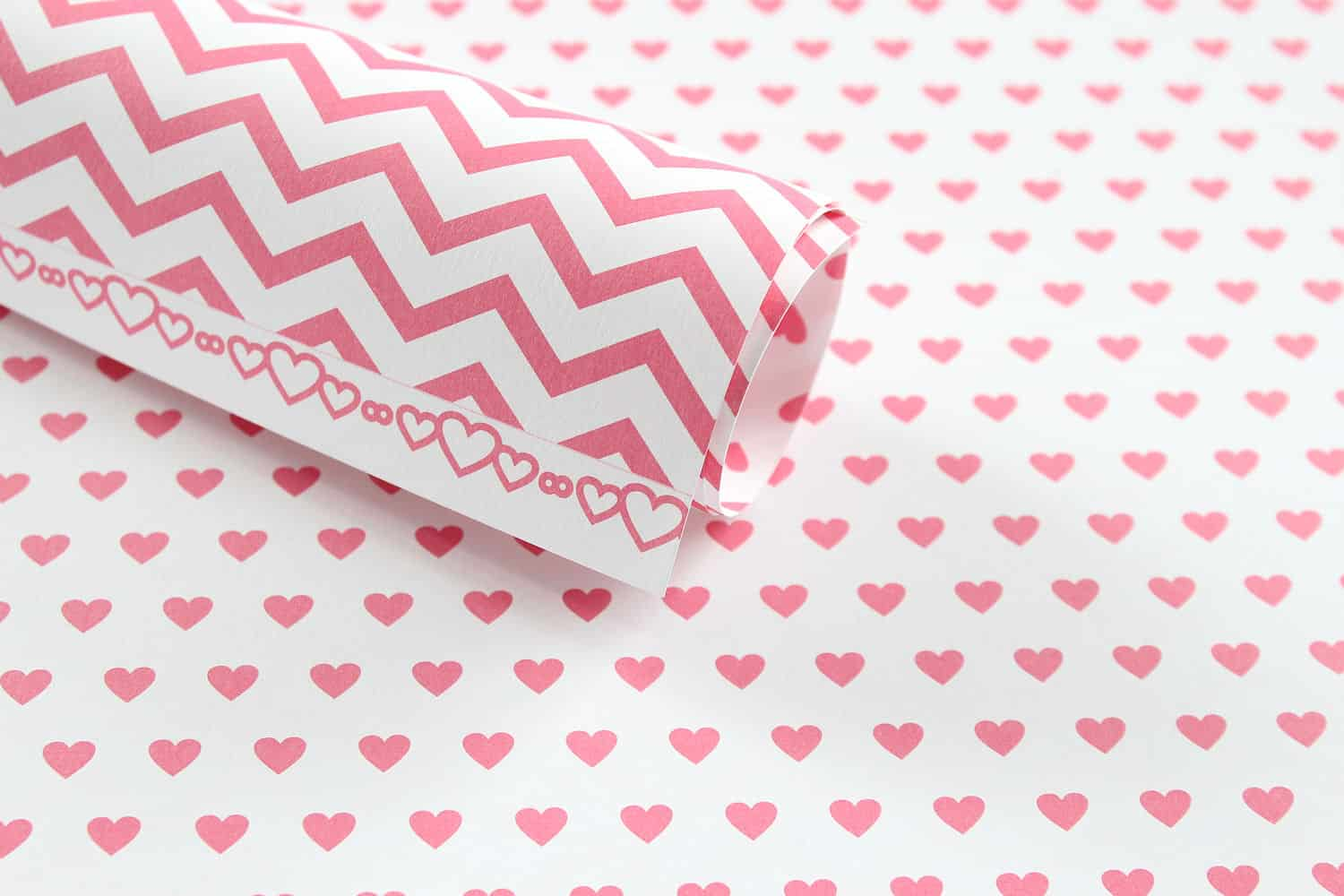 LPP0034 - Basic Essentials - Sweetheart - Pink Mary