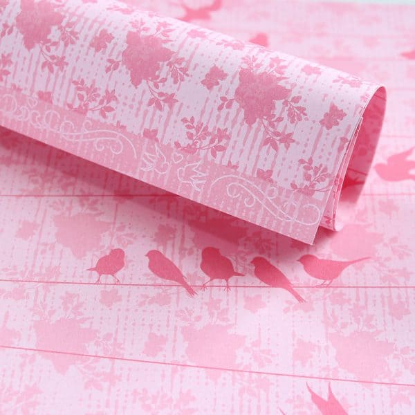LPP0035 - Basic Essentials - Lovebirds - Pink Mary