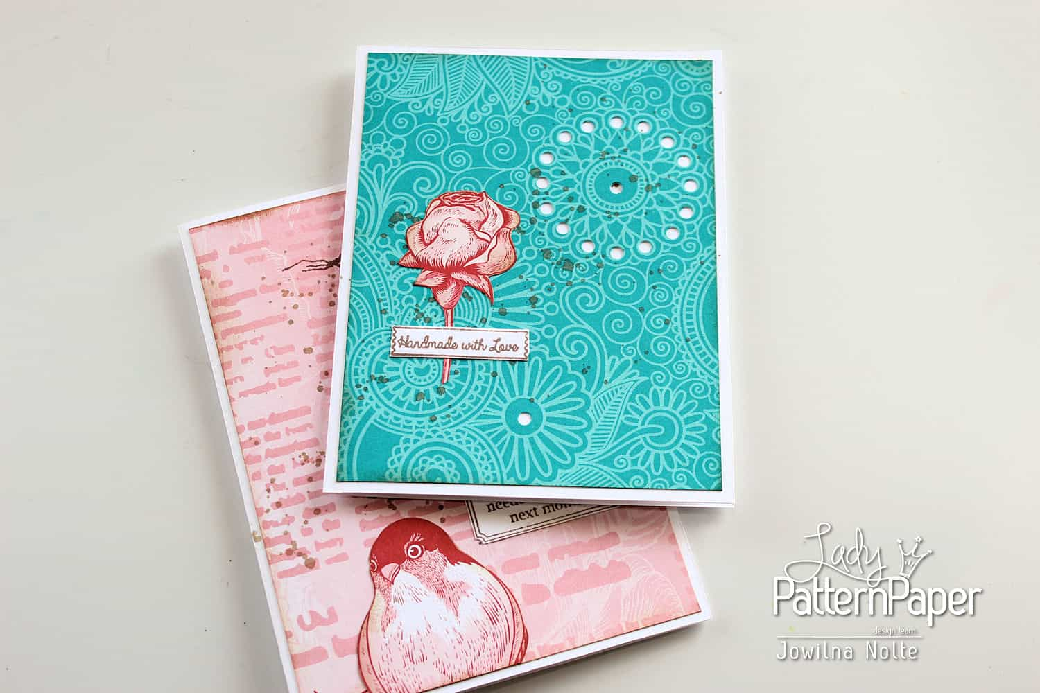 Snail Mail Cards - Ooh La Limited