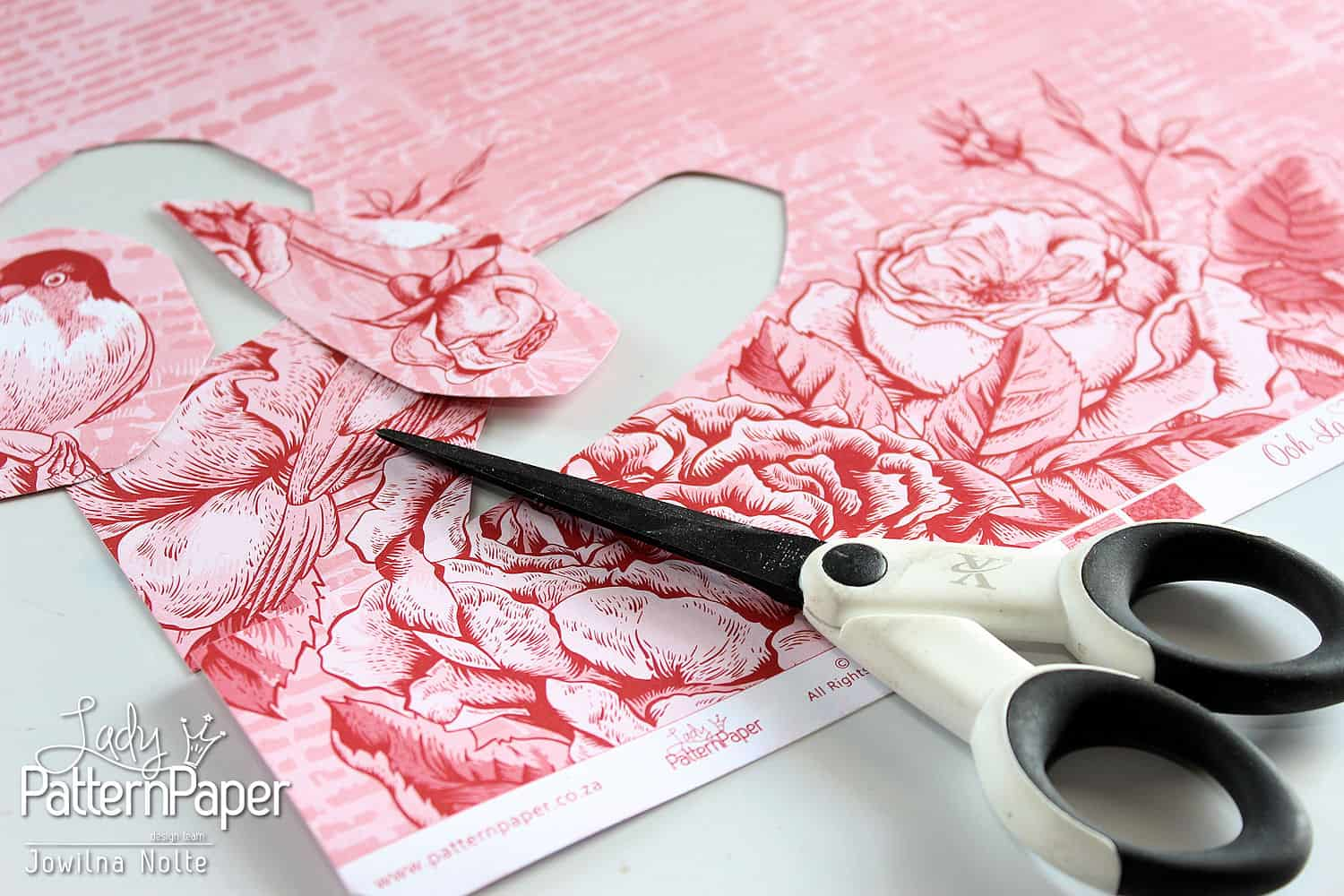 Snail Mail Cards - Step 1