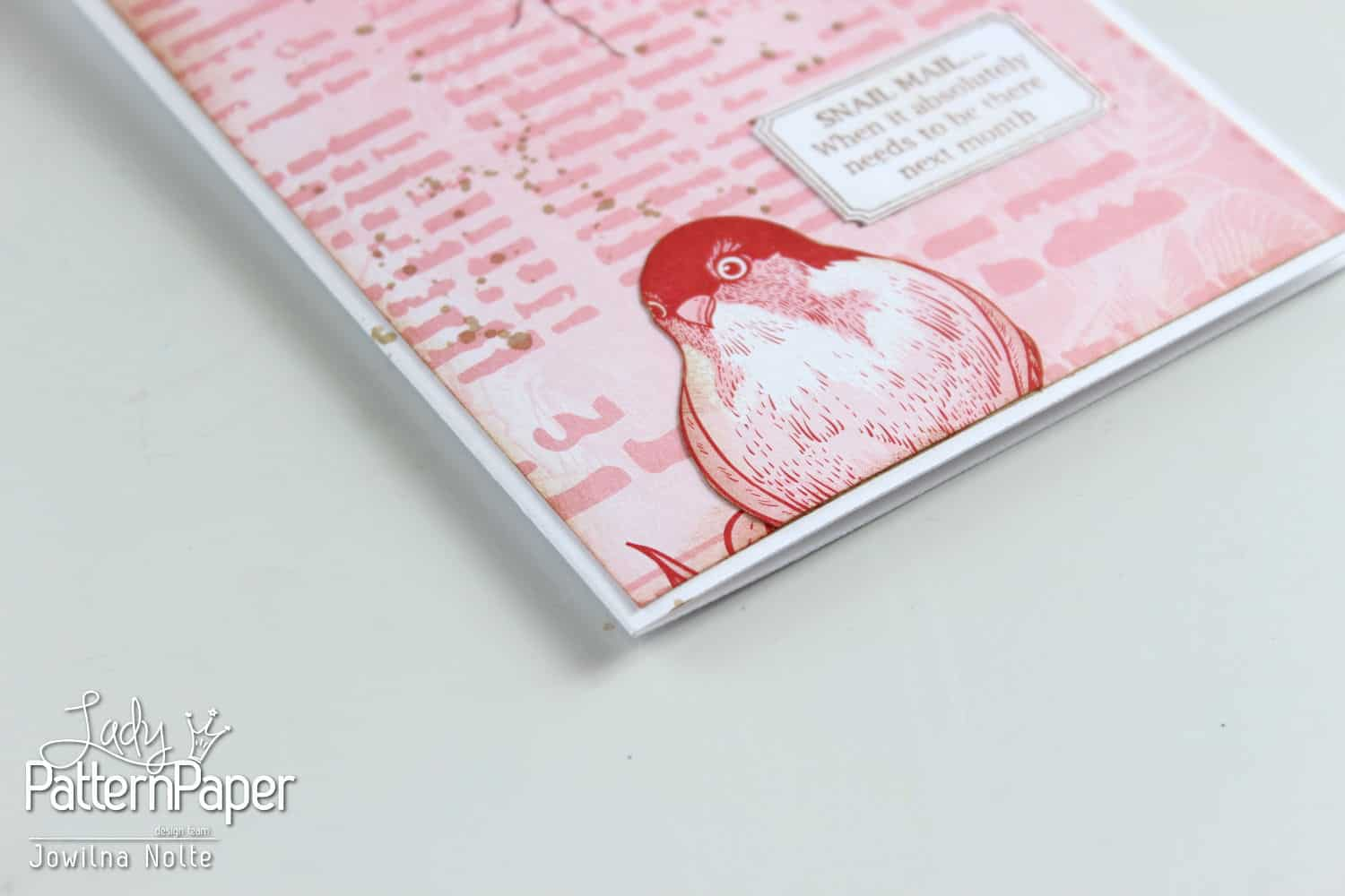 Snail Mail Cards - Step 3