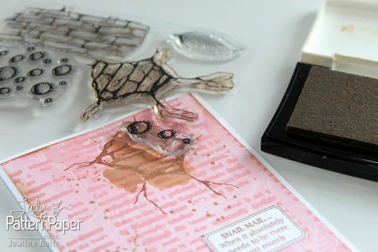Snail Mail Cards - Step 4