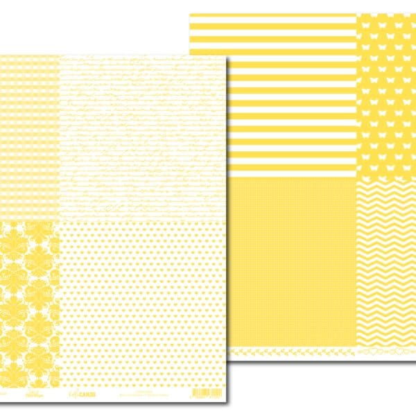 LPPHC0009 - hello CARDS - Basic Essentials V1 - Mellow Yellow