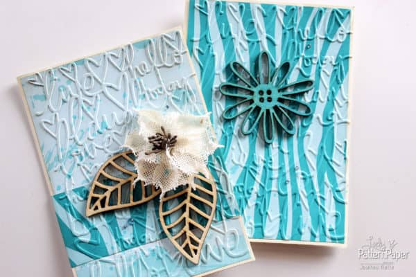 Zesty Zebra Cards - Handmade Fun