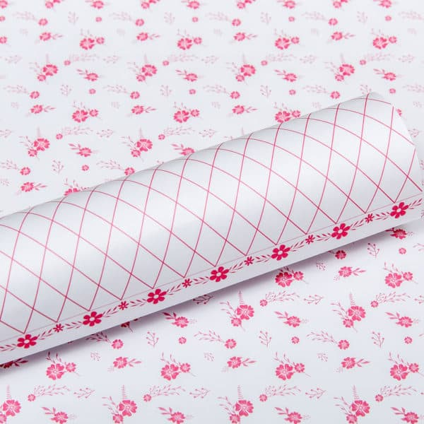 LPP0052 - Basic Essentials - Granny Print - Pink Mary