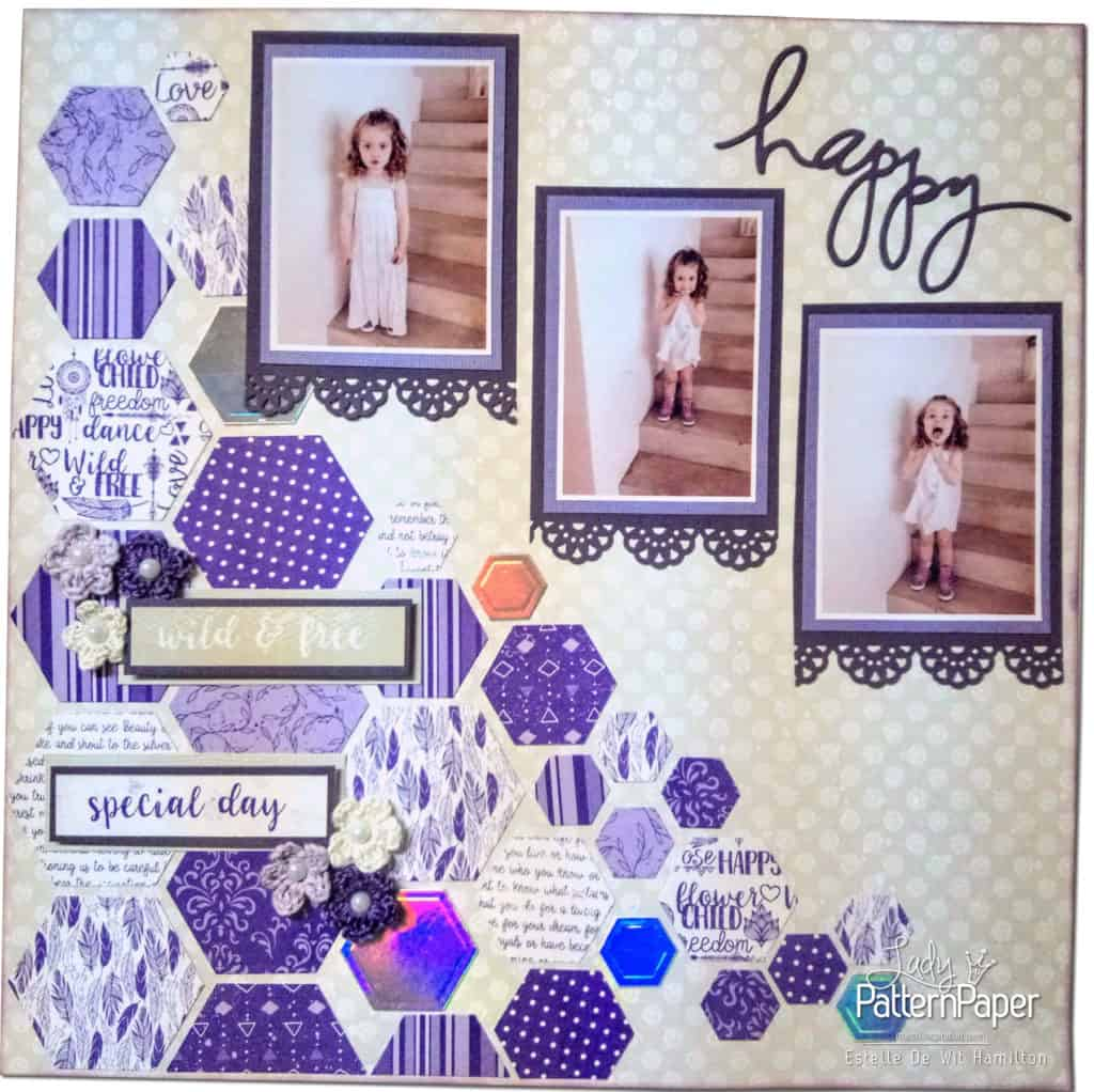 Lily Daydream - Estelle - Happy Hexagon