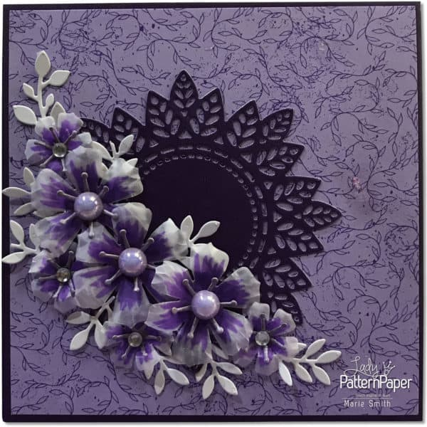 Purple Affair - Marie Smith - Lily Daydream
