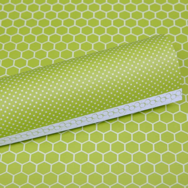 LPP0042 - Basic Essentials - Liewe Hexie - Green Chartreuse