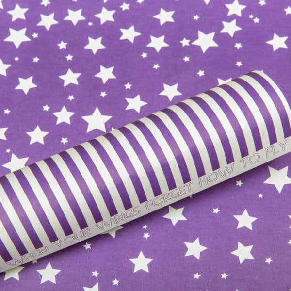 LPP0063 - Basic Essentials - Purple Affair - Sassy Stars