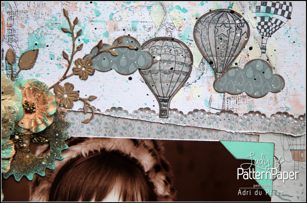 Alice in Vintage by Adri du Preez - Balloons