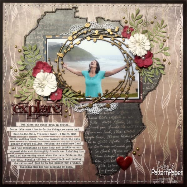 Lynette's Single Page - Explore African Dream
