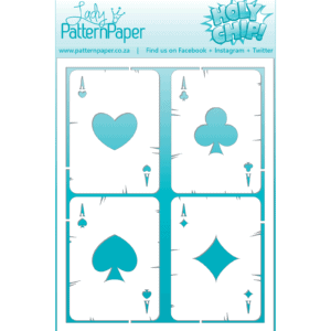 LPPC0001 - Holy Chip! - Playing Cards Chipboard (95x120)