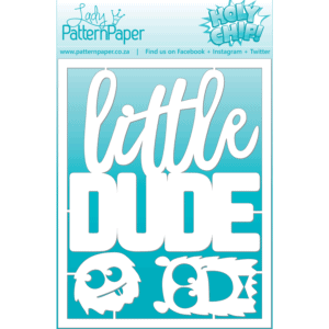 LPPC0004 - Holy Chip! - Dude Chipboard (95x120)