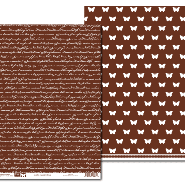LPP0038 - Basic Essentials - Script - Chocolate Chilli