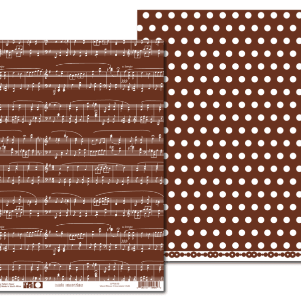 LPP0039 - Basic Essentials - Sheet Music - Chocolate Chilli