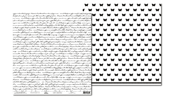 LPP0045 - Basic Essentials - Script - Black & White