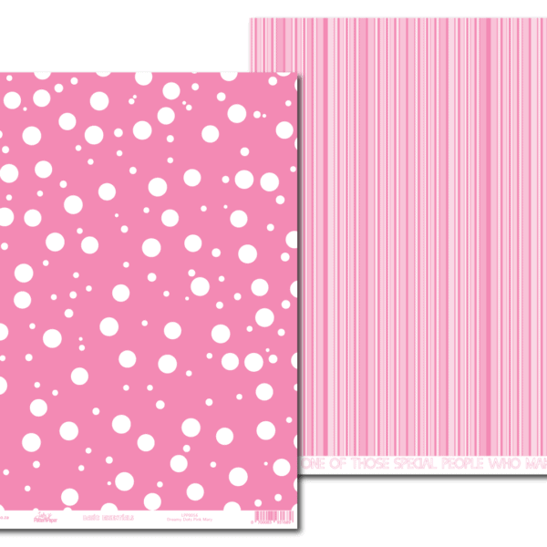 LPP0056 - Basic Essentials - Dreamy Dots - Pink Mary