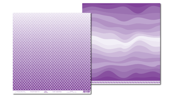 LPP0065 - Basic Essentials - Purple Affair - Mermaid Tails