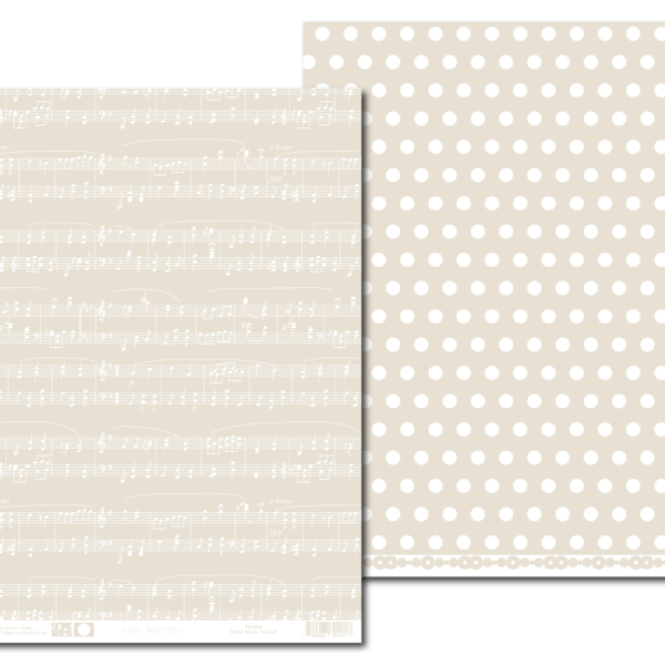 PP0006 - Basic Essentials - Sheet Music - So Buff