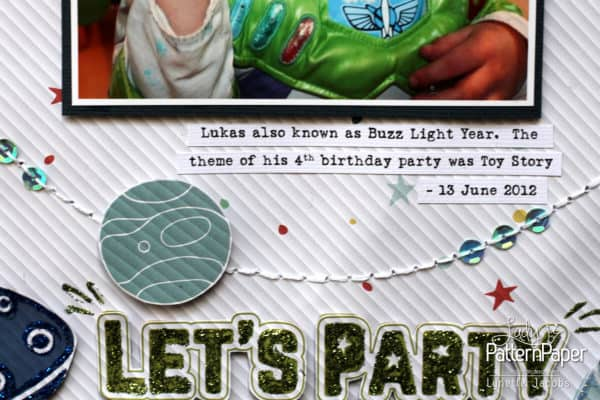 To Infinity and Beyond - Let's Party