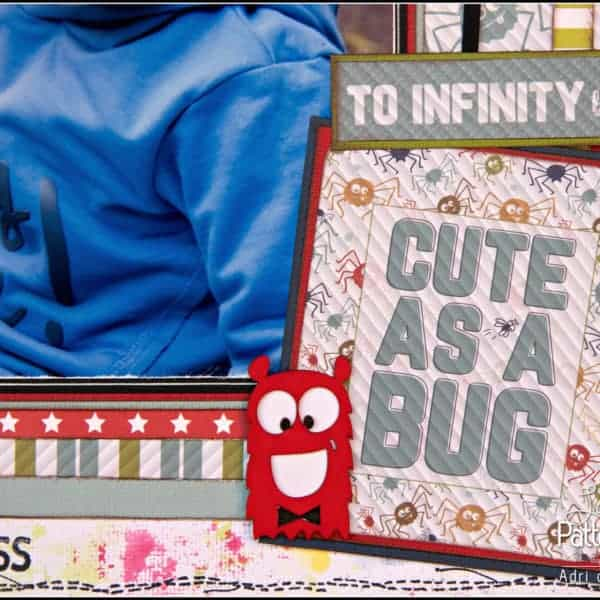 Cute as a bug - Infinity