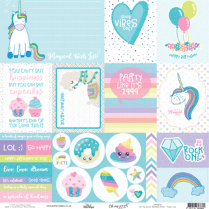 LPPS0015 - Oh my word! - Rainbow Party