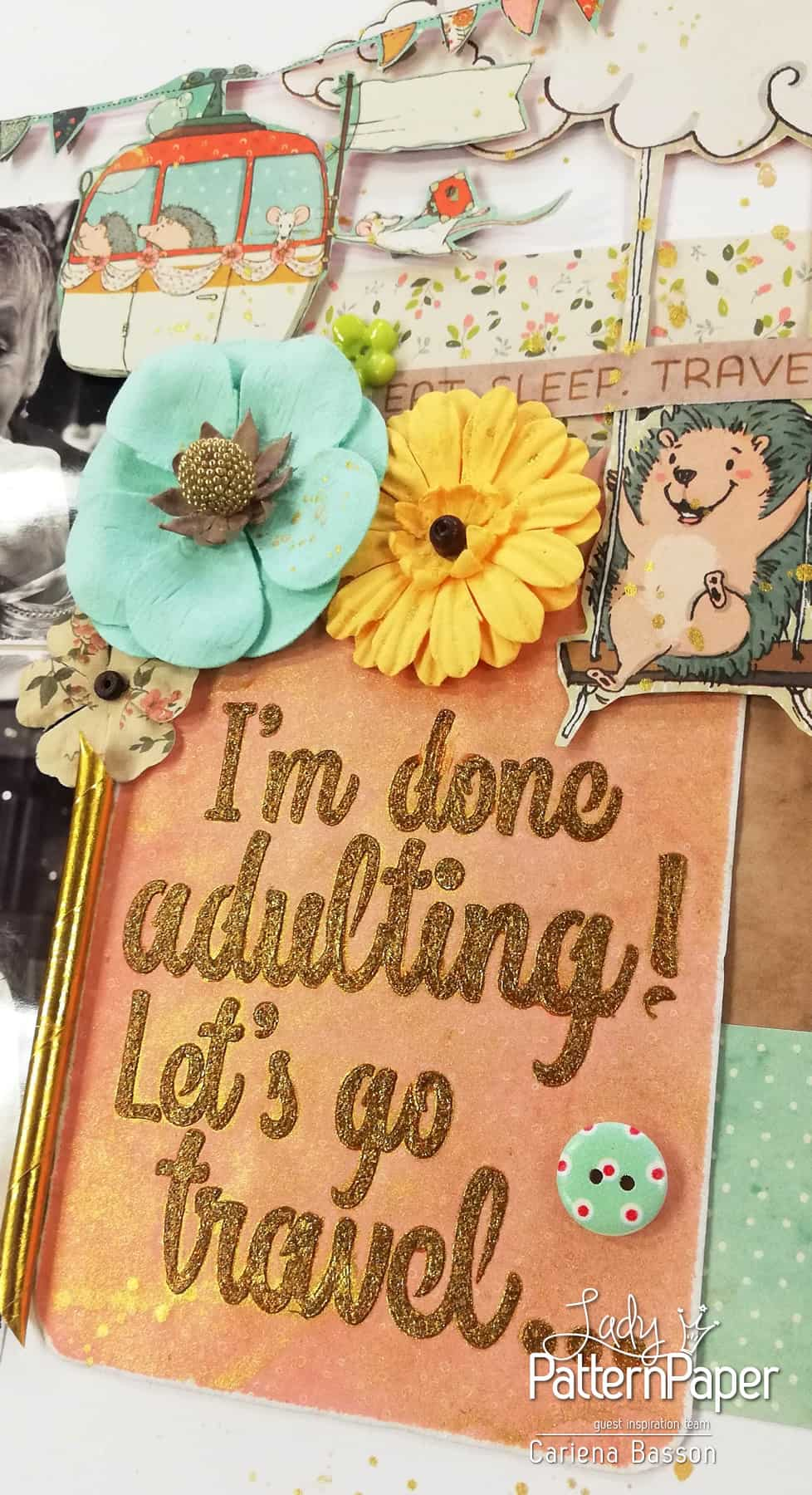 Travel Buddies - Road Tripping - Done Adulting