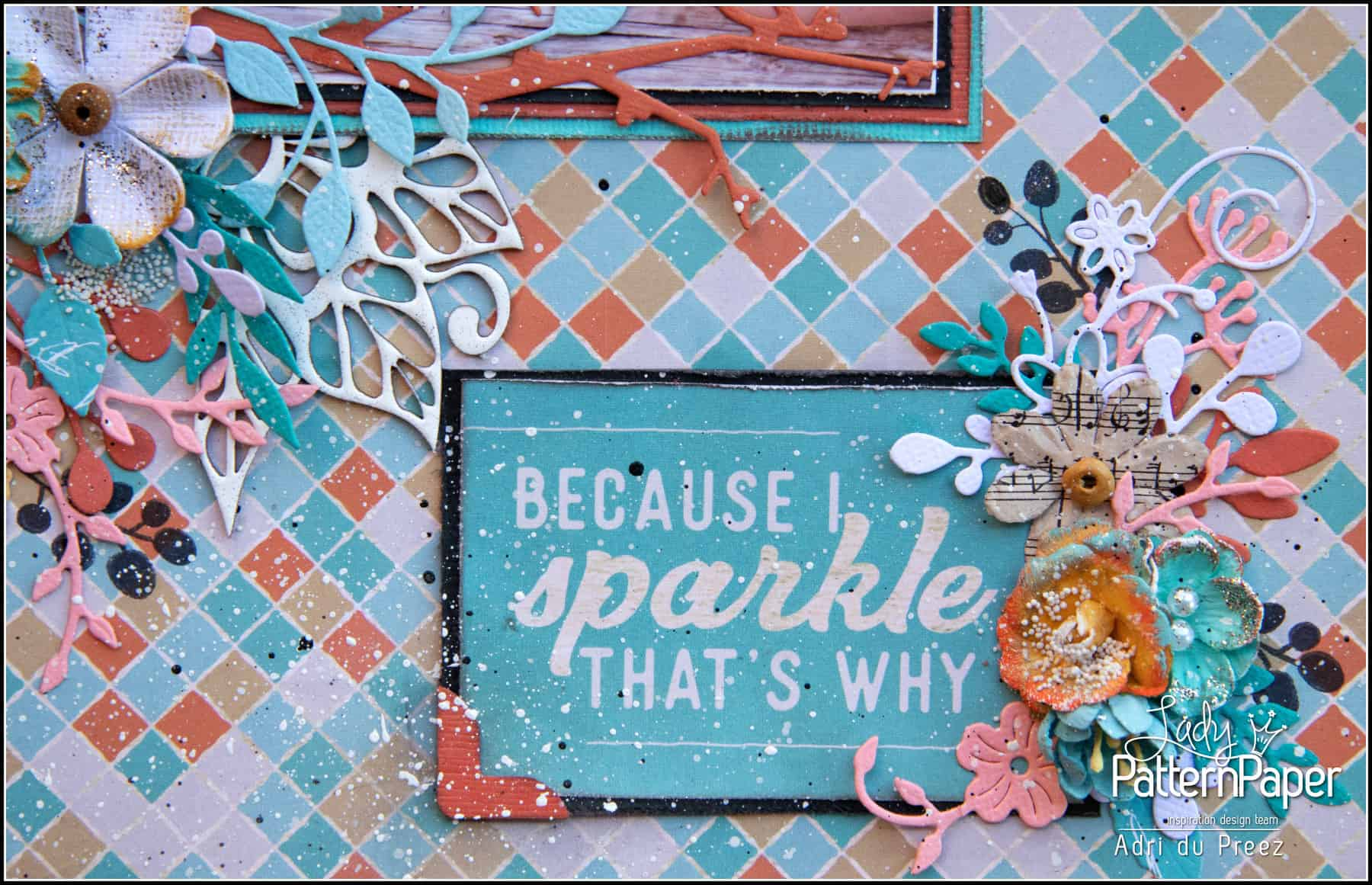 Because I Sparkle That's Why