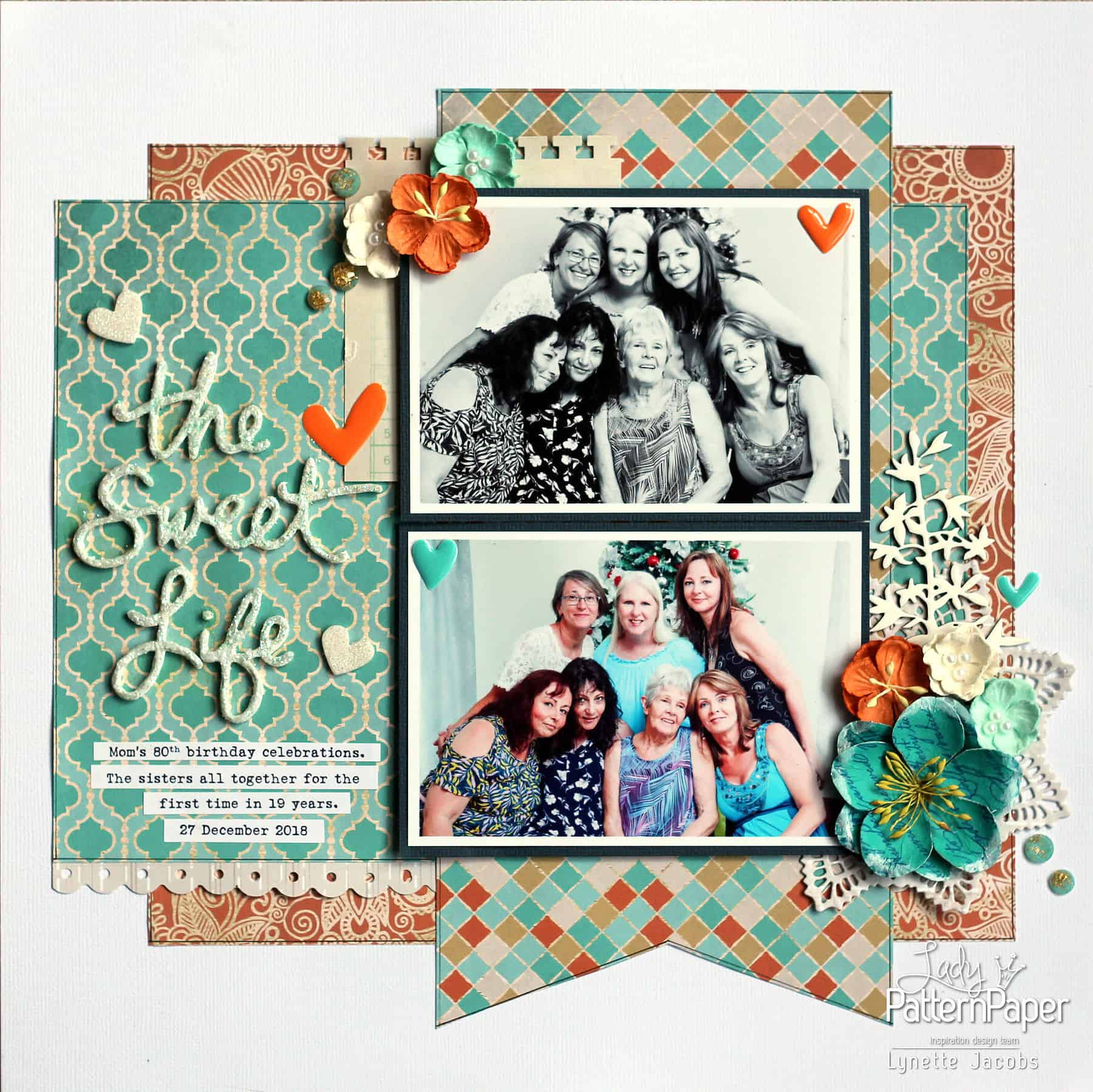 The Sweet Life - Sister TRIBE