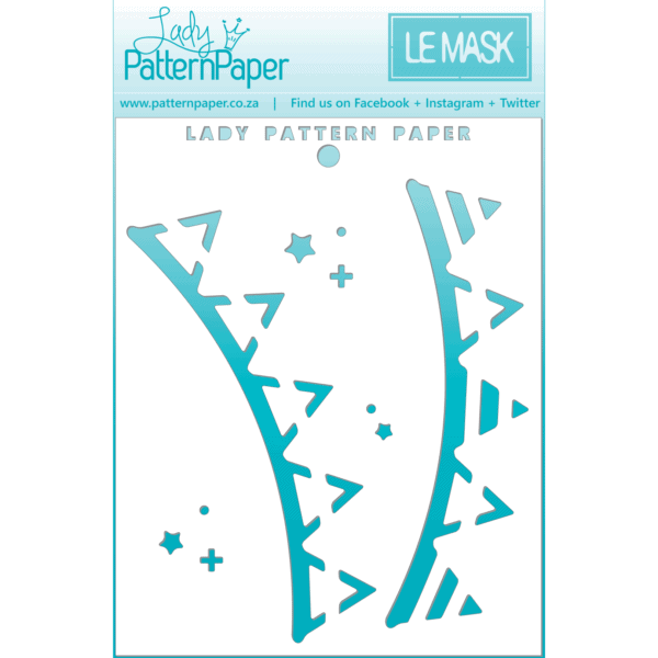 LPPM0009 - Sparkly Bunting (95x120)