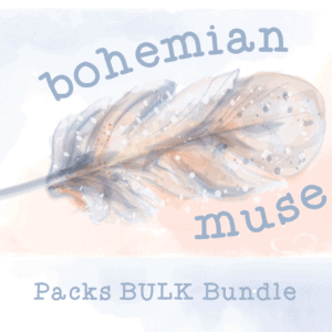 Bohemian - Muse - Packs Bulk Deal