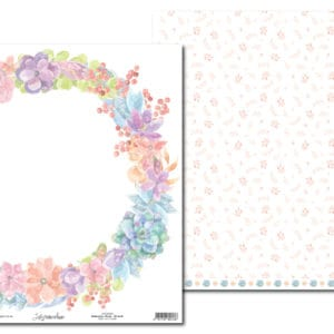 LPPO0086 - Bohemian Muse - Wreath