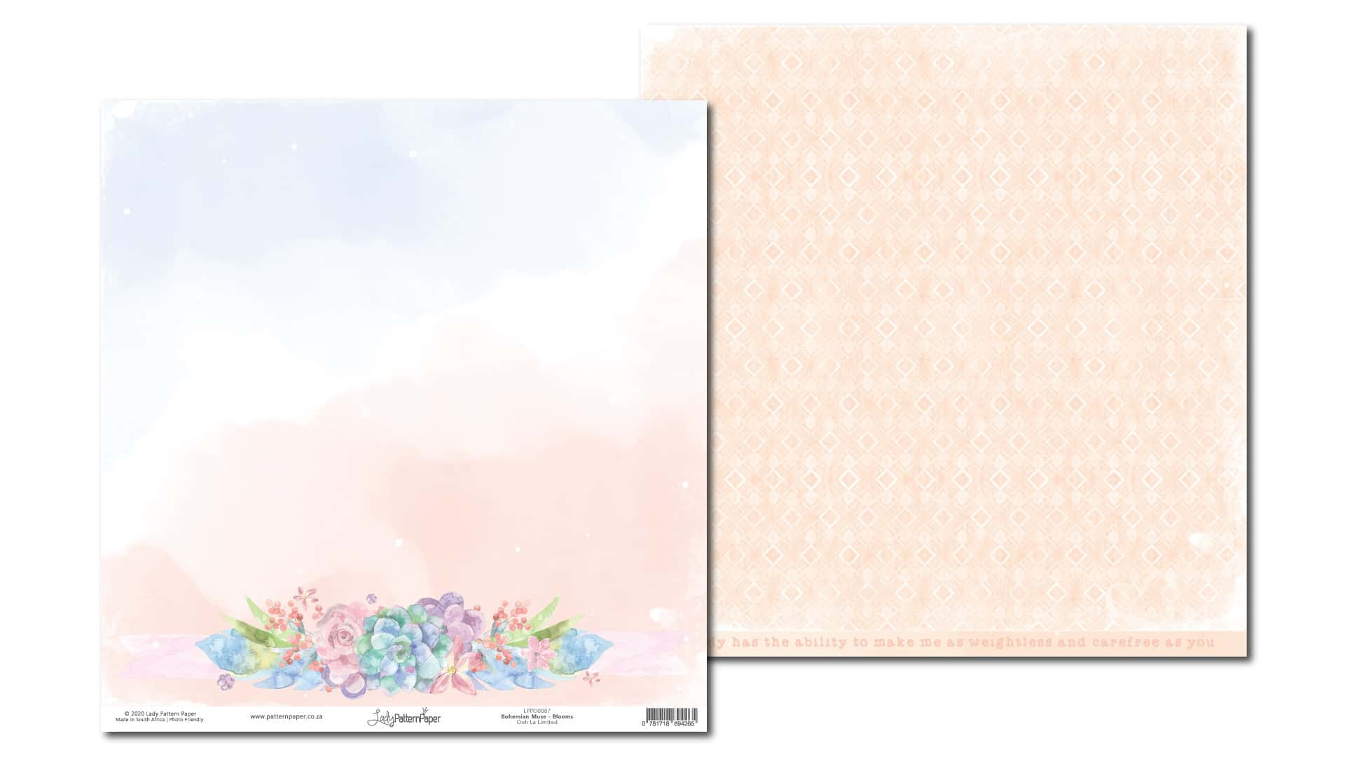 LPPO0087 - Bohemian Muse - Blooms