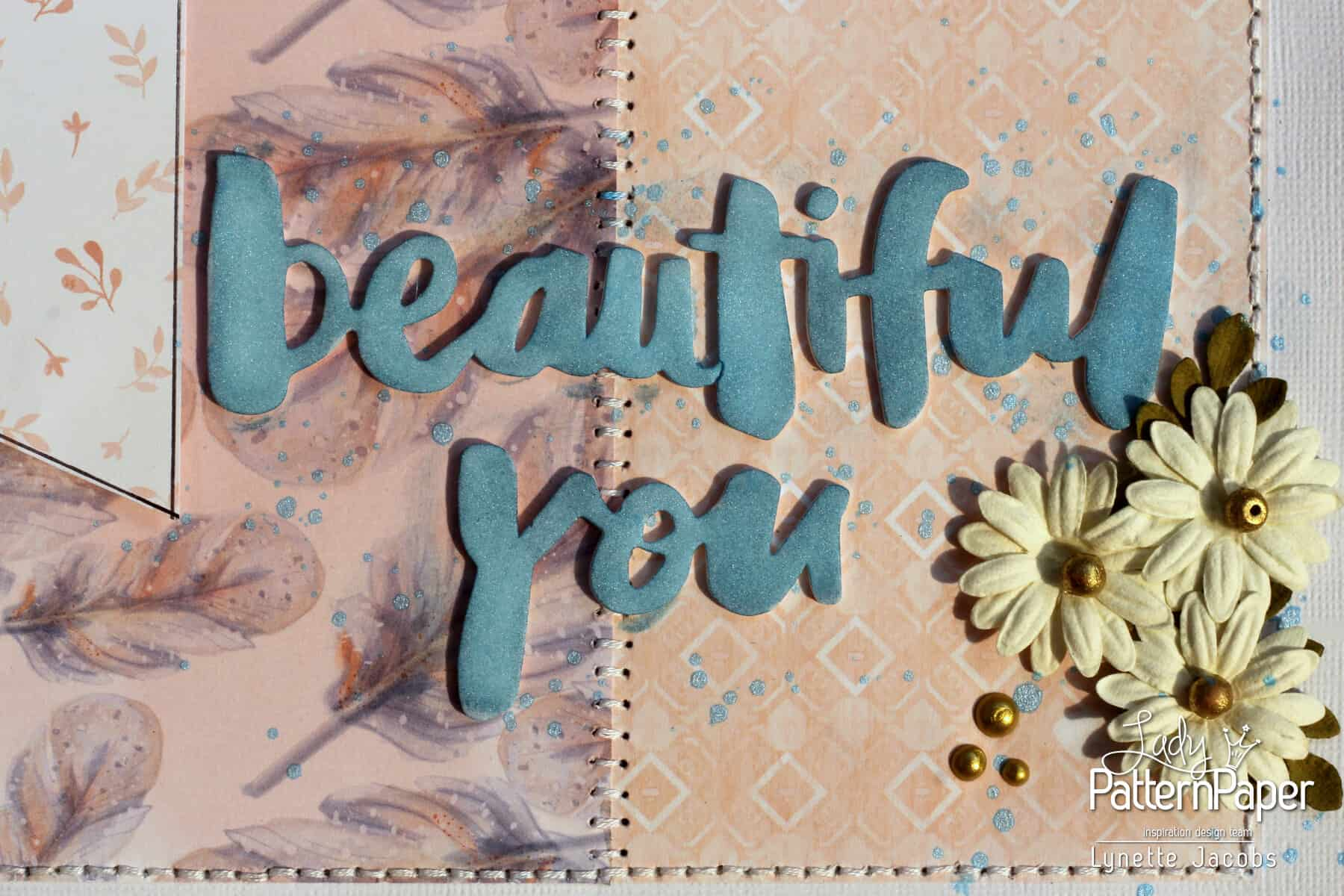 Beautiful You - Bohemian Muse Title