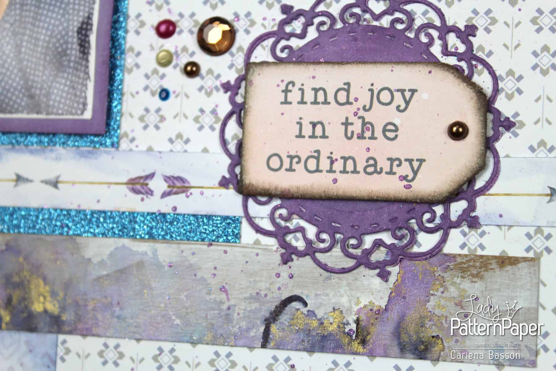 Find Joy In The Ordinary - Bohemian Muse