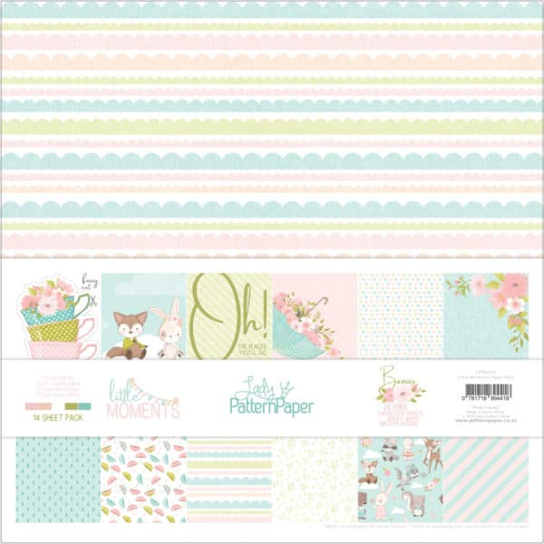 LPPB0042 - Little Moments Paper Pack