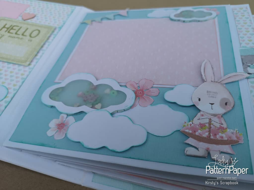 Kirsty's Scrapbook Little Moments Album