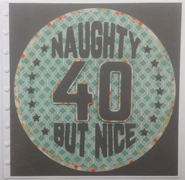 digigirl - Naughty Forty - Example Card