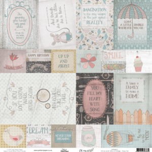 LPPS0017 - Oh my word! Alice in Vintage