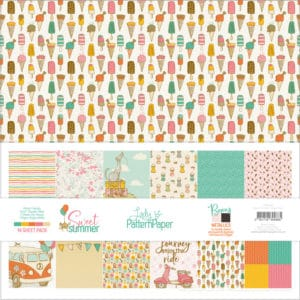 LPPB0044 - Sweet Summer - Paper Pack