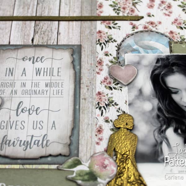 Always and Forever - Oh Happy Day - Fairytale Sentiment